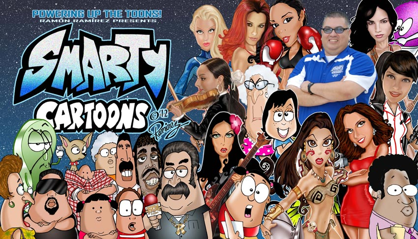 Smarty Cartoons